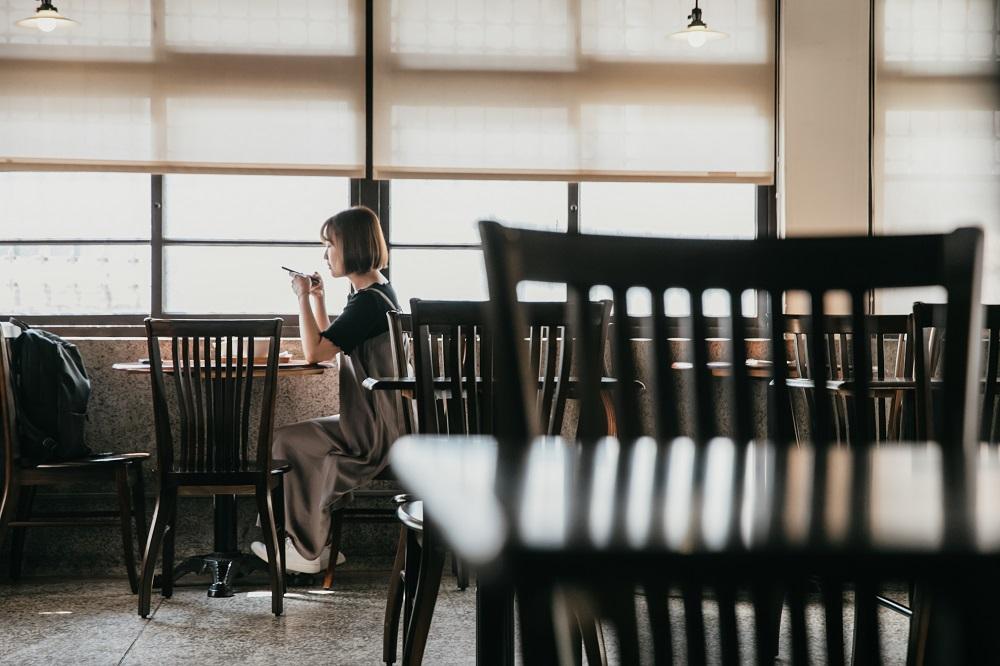 內部空間/書店喫茶 一二三亭/美食/高雄/台灣