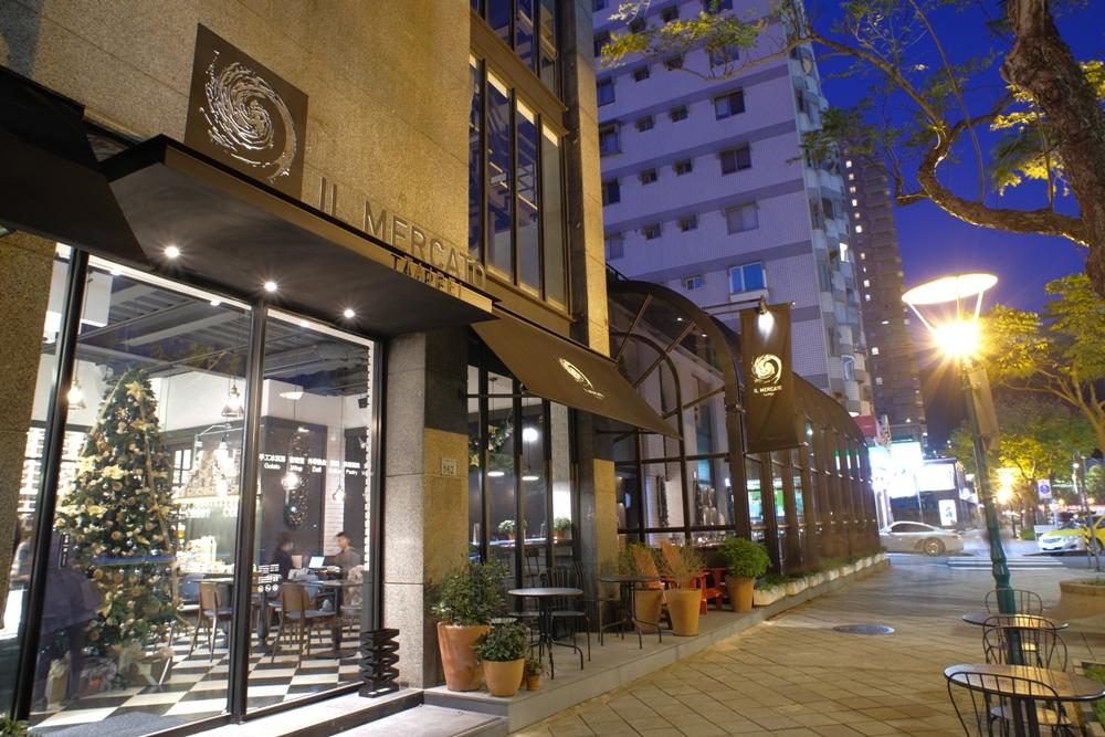 Il Mercato Italian Café/酒吧/台北/台灣