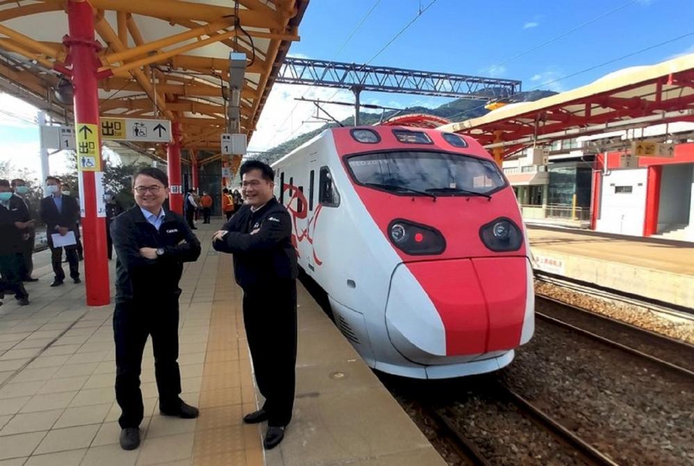 南迴鐵路/電氣化/交通/台東/屏東/台灣