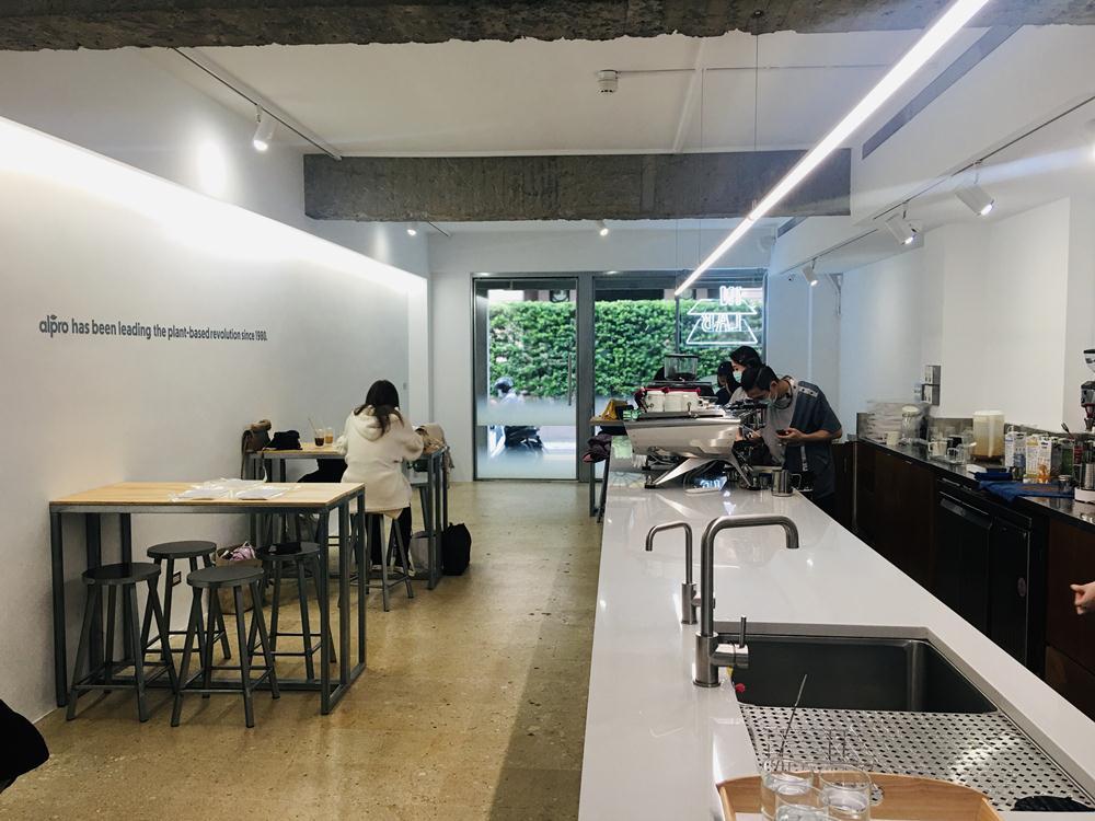 內部空間/IN LAB/咖啡館/台北/台灣
