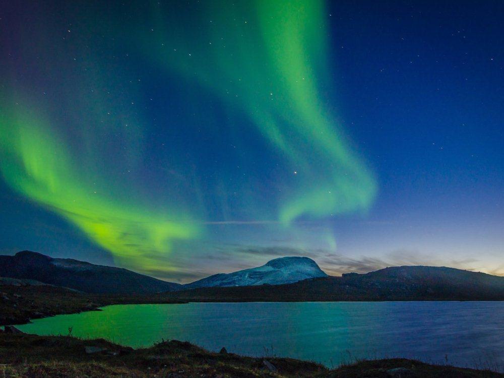 極光/Arctic Bath/桑拿浴/瑞典