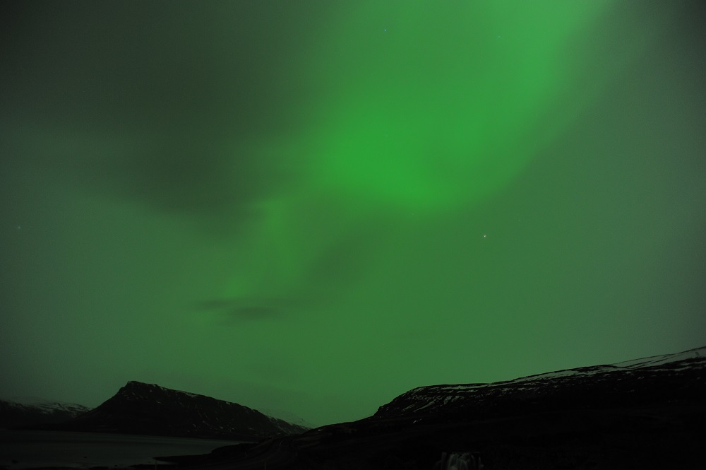 極光/芬蘭/北歐