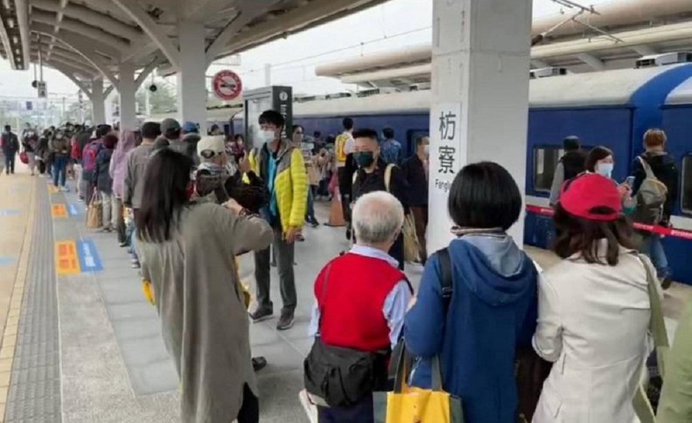 藍皮普快/鐵道/台灣