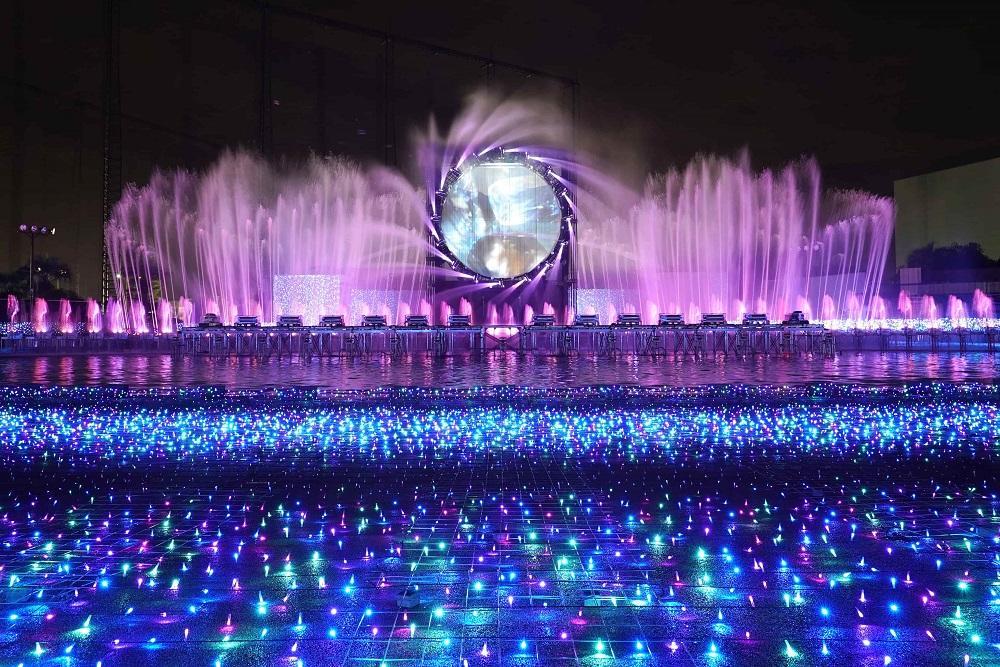讀賣樂園/聖誕點燈/東京/日本
