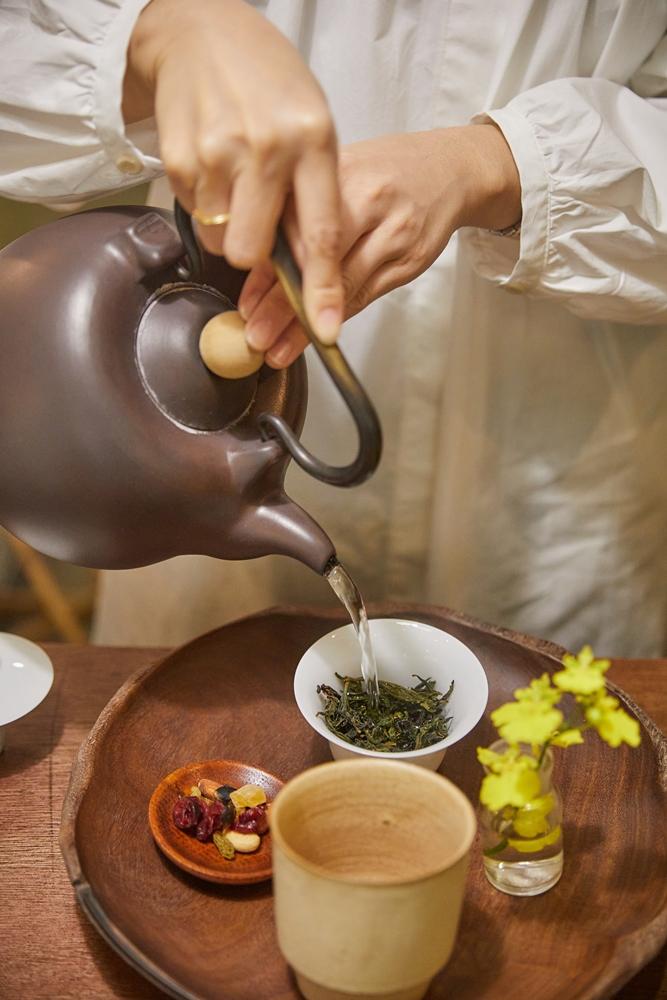 茶/清山寶珠.人味誠茶 Honestea/選物空間/茶坊/美食/台北/台灣