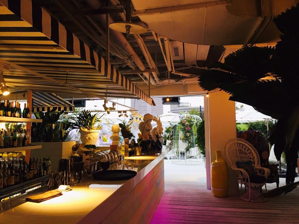 內部空間/Costa Blanca Taipei/酒吧/信義區/台北/跨年/台灣