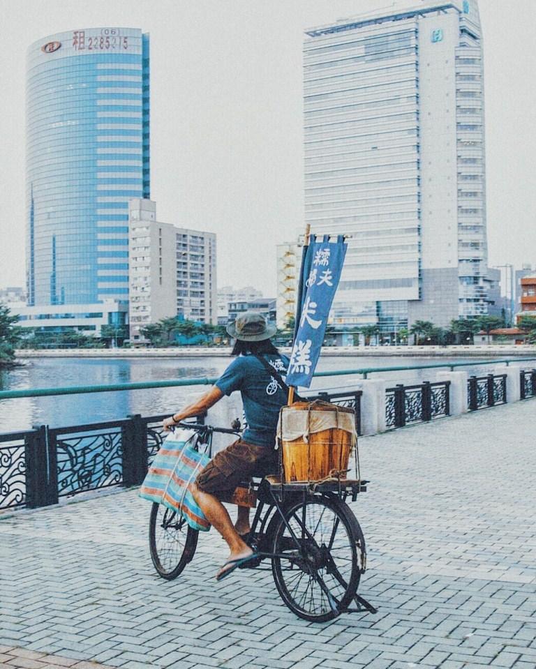 自行車/《WILDER LAND 2021》/戶外野營祭/宜蘭/台灣