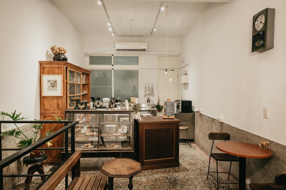 店內環境/明天的動物山/肉桂捲/咖啡廳/美食/高雄/台灣