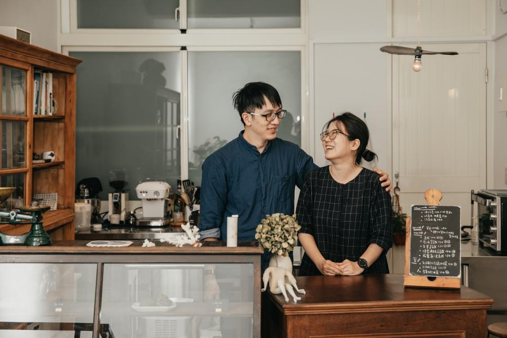 主理人/明天的動物山/肉桂捲/咖啡廳/美食/高雄/台灣
