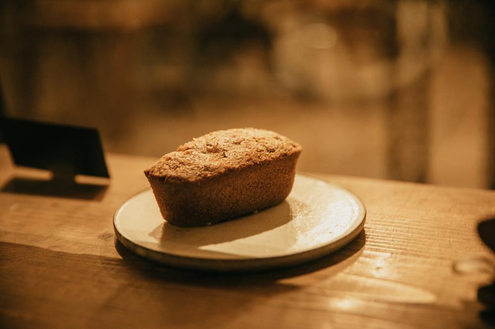 店內甜點/明天的動物山/肉桂捲/咖啡廳/美食/高雄/台灣