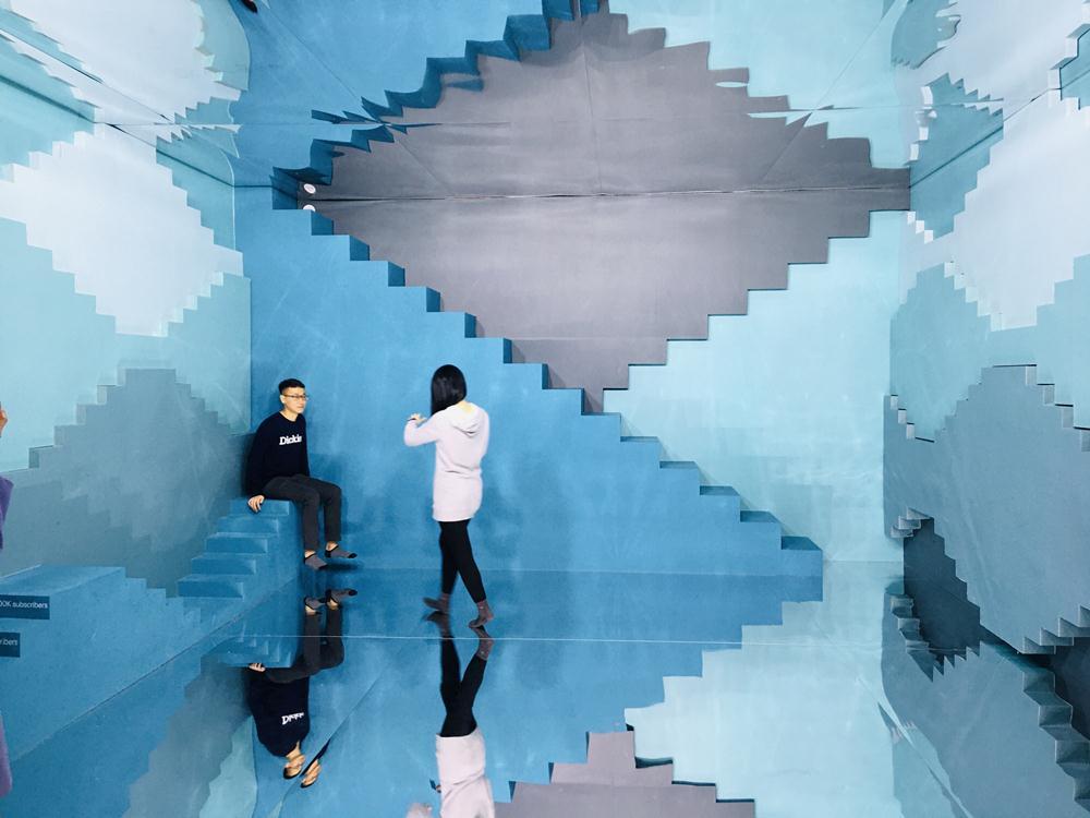 空間/色廊展2.0 夢境製造所/展覽/華山1914/台北/台灣