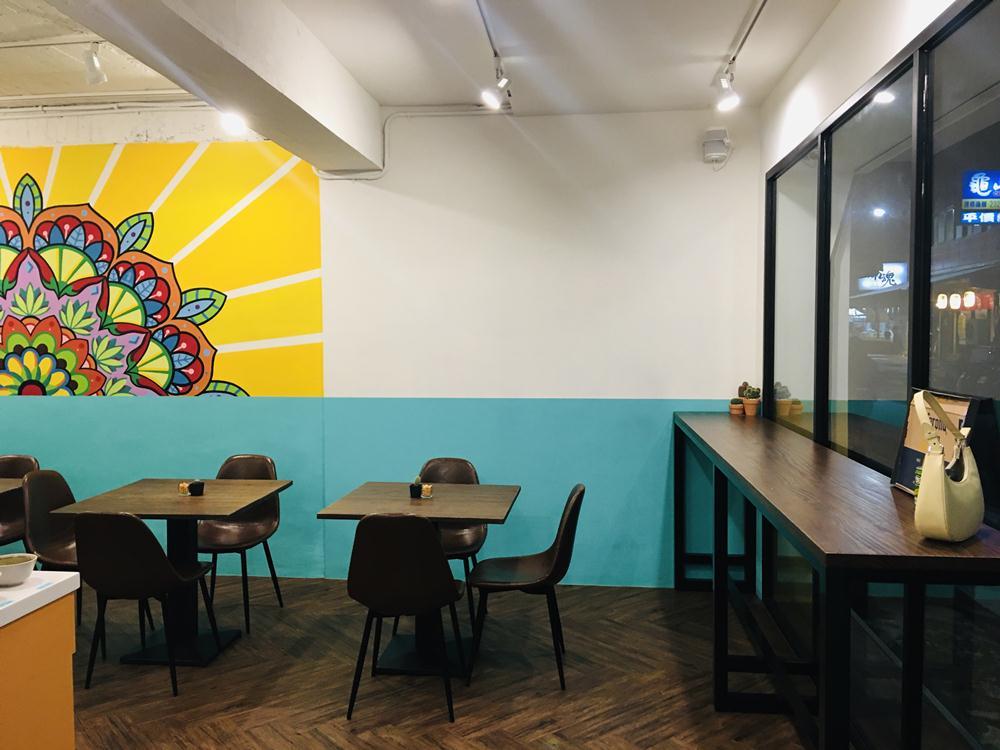 內部空間/MASA/傳統Tacos 專賣店/餐廳/大安區/台北