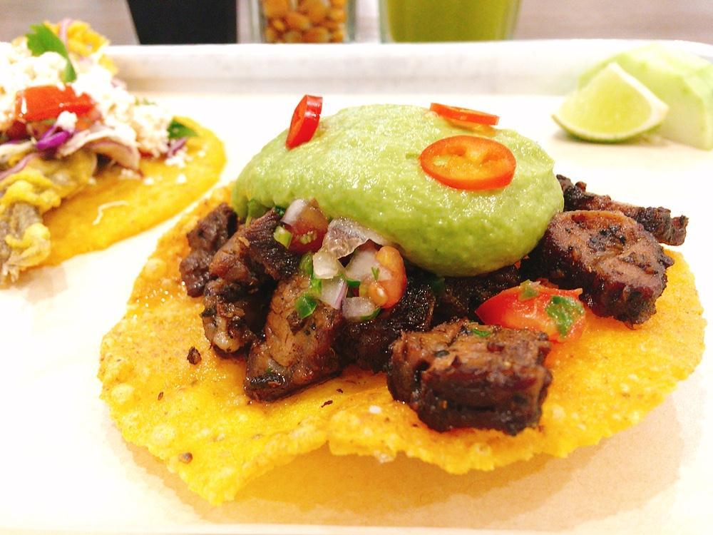 烤牛排Taco/MASA/傳統Tacos 專賣店/餐廳/大安區/台北