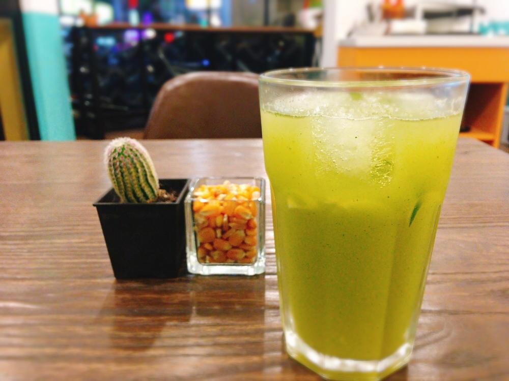 PINA鳳梨薄荷特調果汁/MASA/傳統Tacos 專賣店/餐廳/大安區/台北