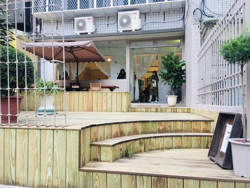 外觀/OOOO Studio/咖啡館/台北/台灣