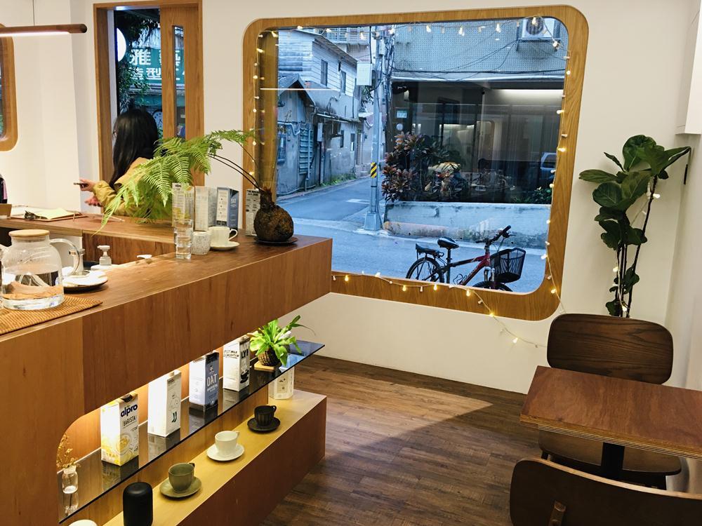 內部空間/MKCR山小孩咖啡2店/大安區/台北/台灣