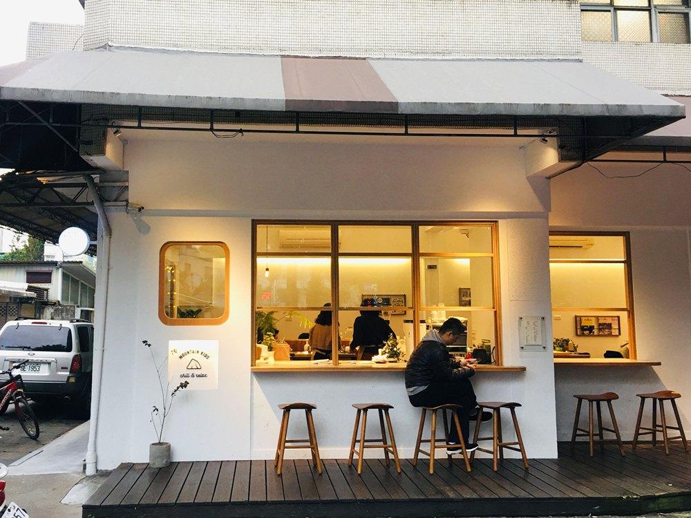 外觀/MKCR山小孩咖啡2店/大安區/台北/台灣