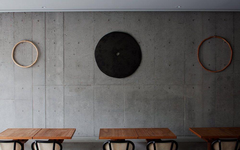 內部空間/小川珈琲實驗室/咖啡店/京都風/東京/日本