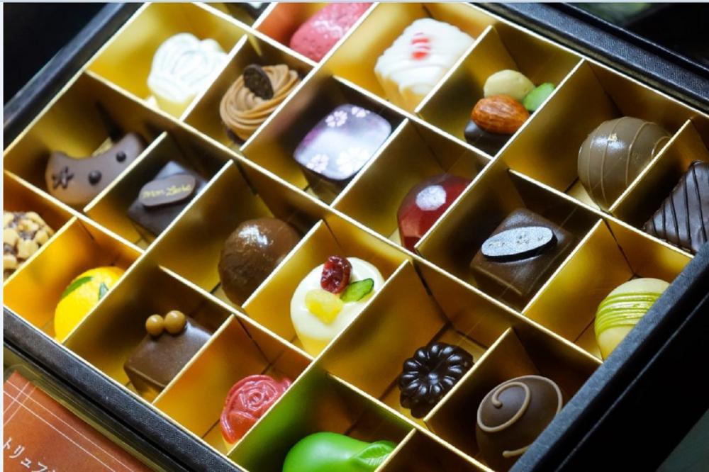 巧克力/monloire/神戶/日本
