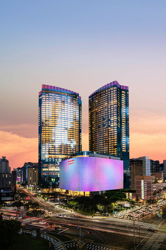 外觀/Grand Hyatt Jeju/飯店/度假景點/濟州島/濟州島/韓國