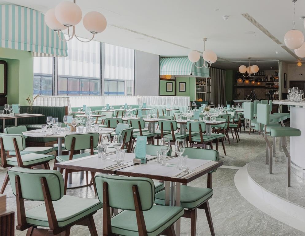 空間/Lina Stores/餐廳/倫敦/英國
