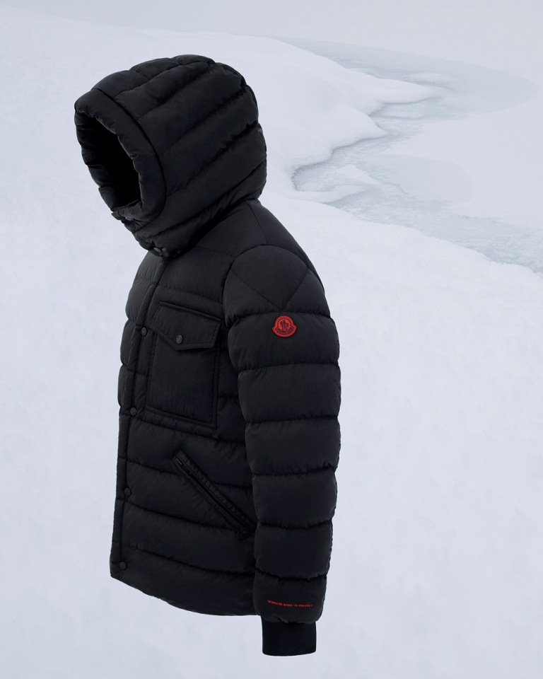 BORN TO PROTECT/MONCLER/外套/台北101/台灣
