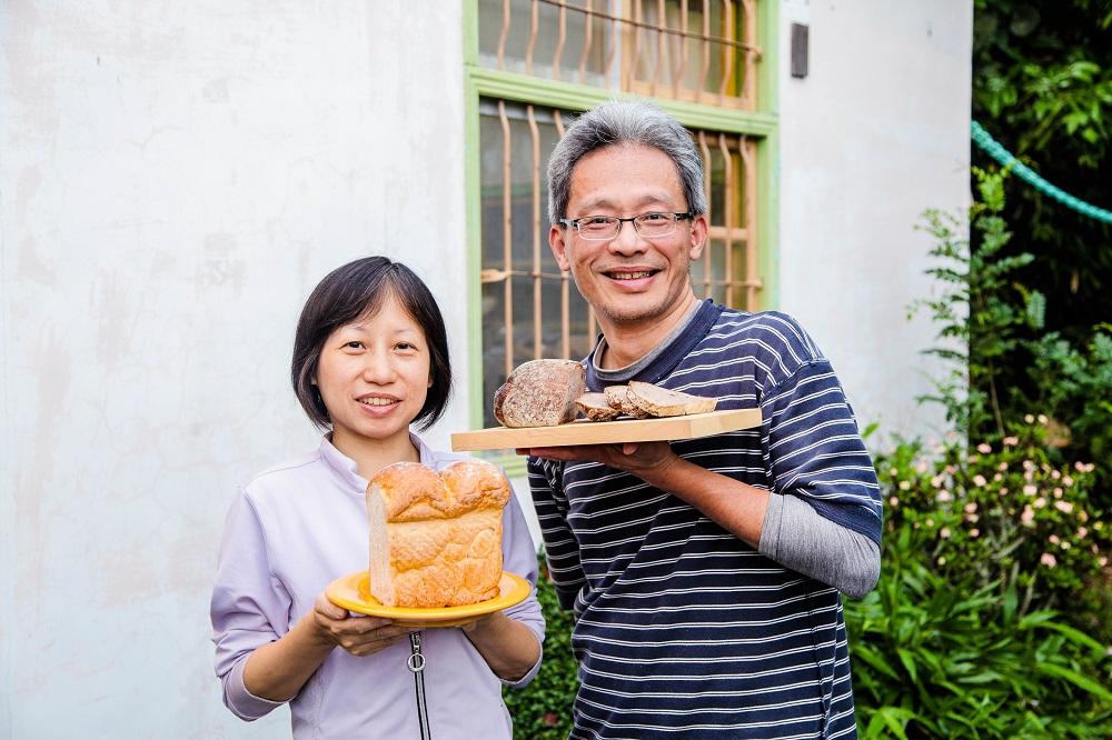 知本山上有家麵包店/私宅/麵包店 /知本/台灣/美食推薦