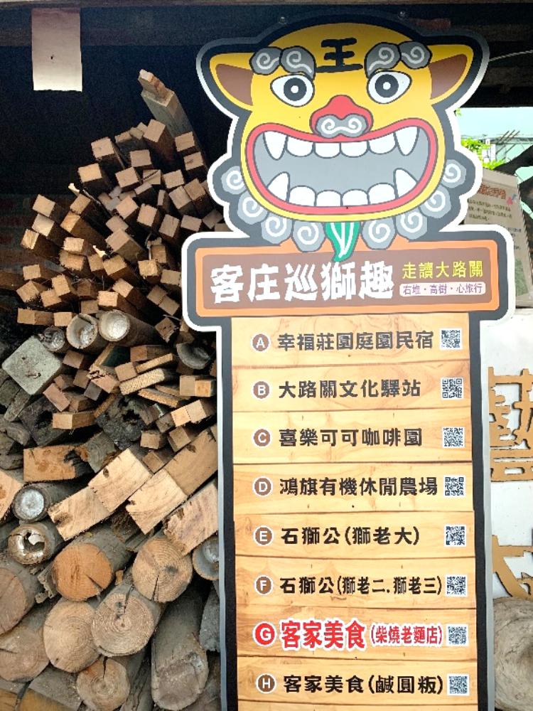 外觀/大路關石獅公/高樹鄉/屏東/台灣