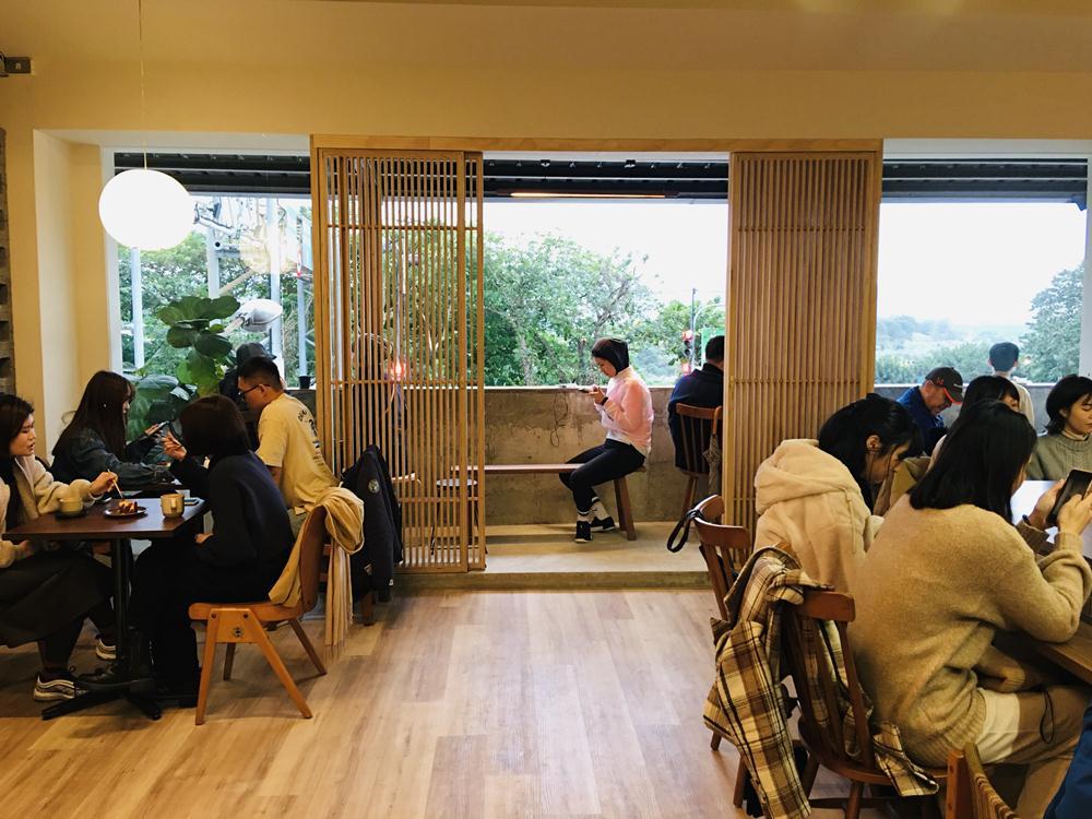 空間/綠河Green River Roastery/新店/台灣