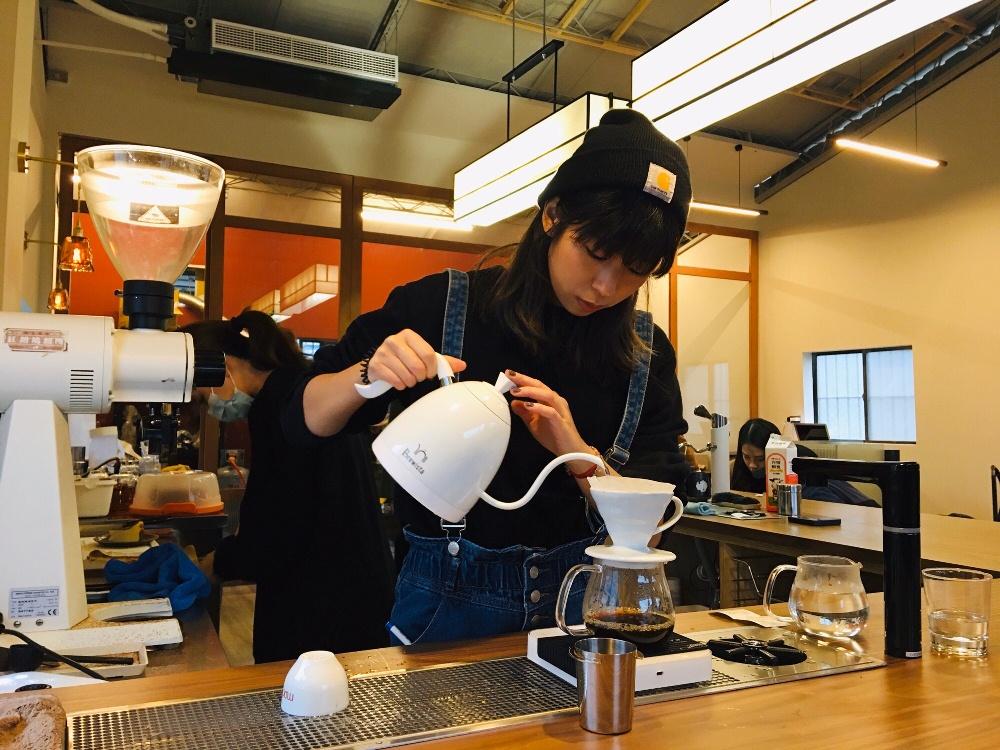 咖啡/空間/綠河Green River Roastery/新店/台灣