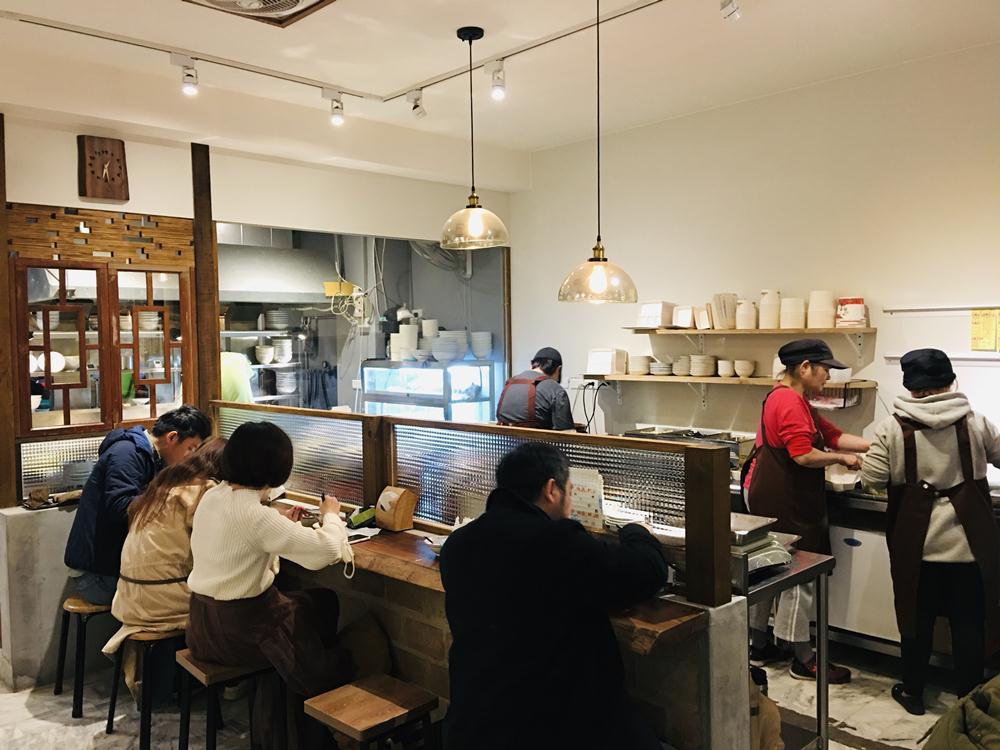 空間/超人鱸魚湯/餐館/新店/台北/台灣