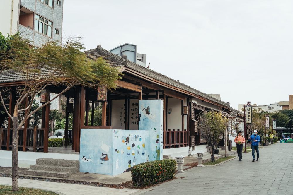 桂花巷藝術村/旅遊/鹿港/彰化/台灣