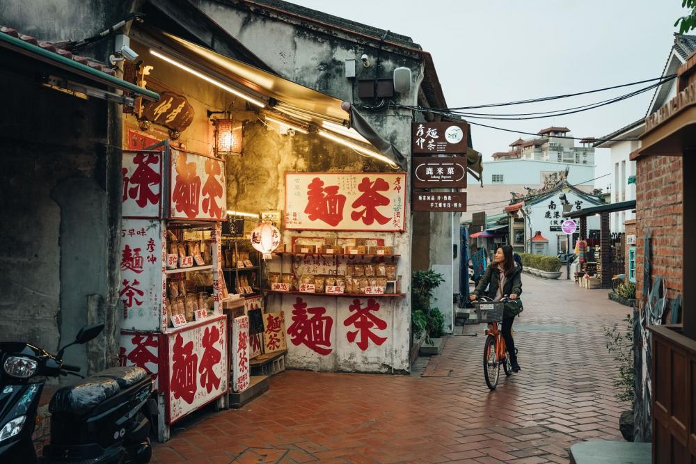 鹿港老街/旅遊/鹿港/彰化/台灣