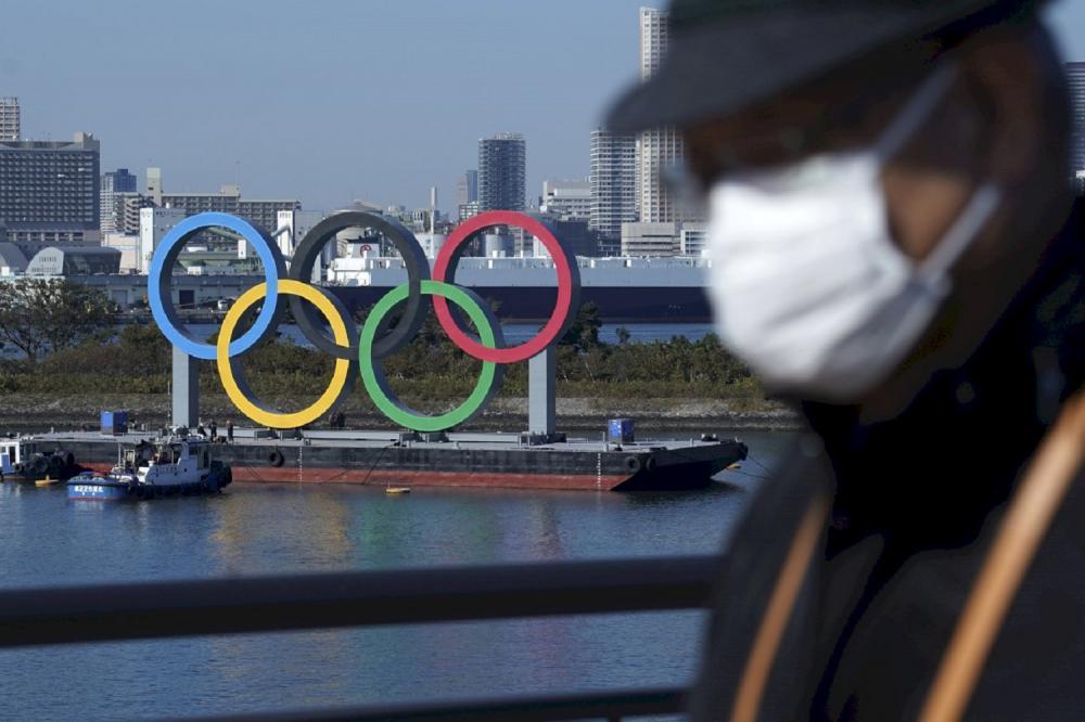 奧運五環/東京奧運/東京/日本