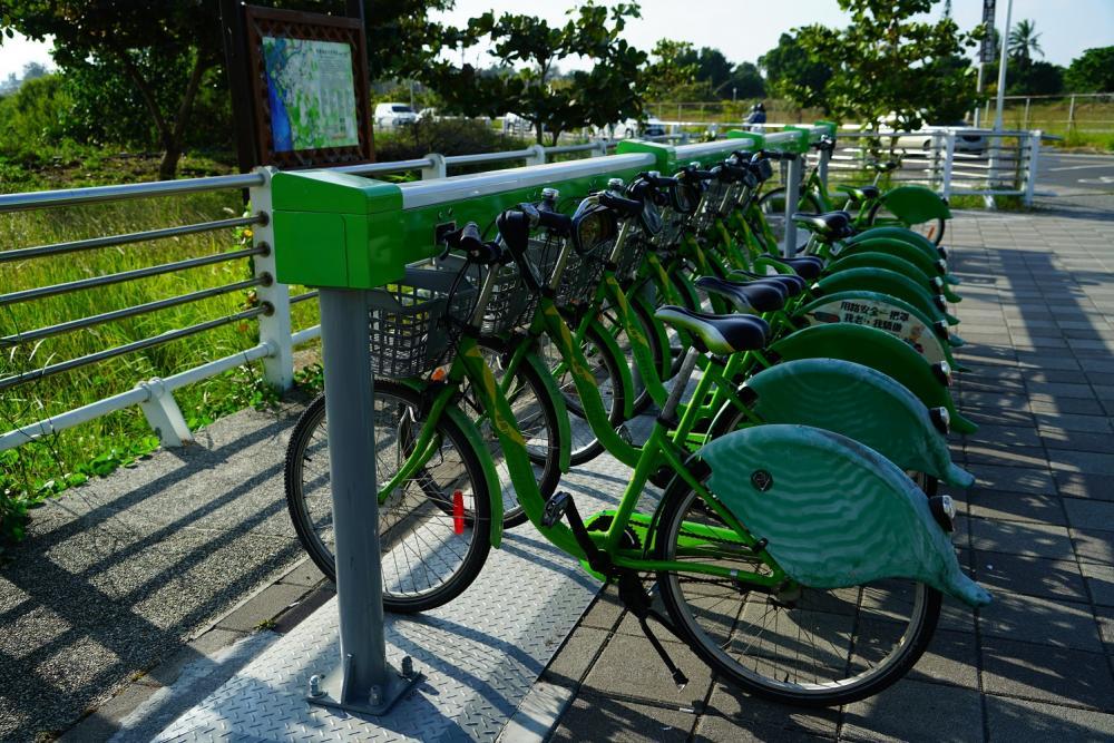 自行車/旅遊/安平/台南/台灣