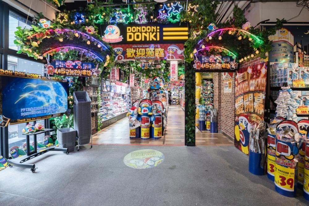 空間/DON DON DONKI西門店/台北/台灣