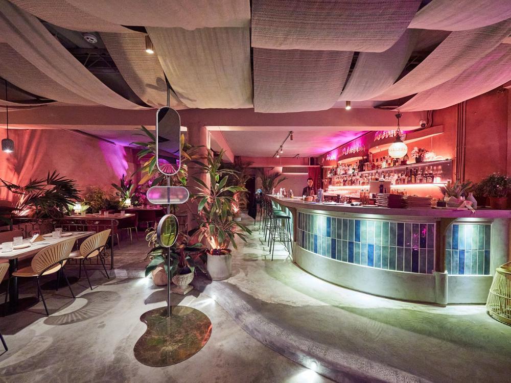 內部裝潢/Settle Taipei/創意餐酒館/美食/台北/台灣