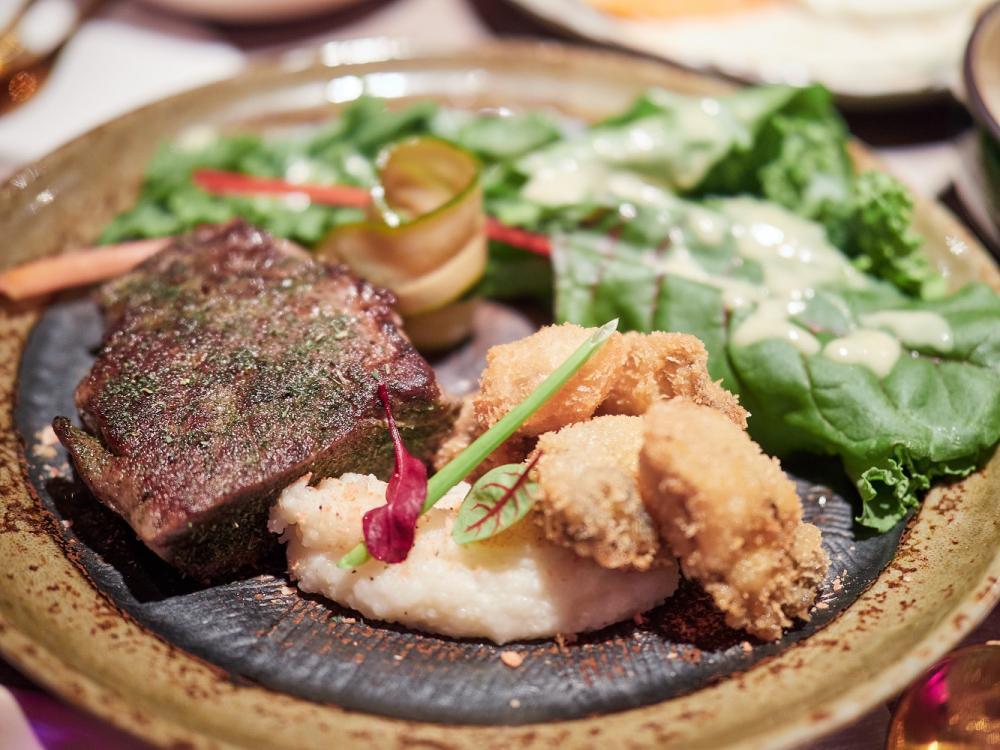 主廚特級牛排/Settle Taipei/創意餐酒館/美食/台北/台灣