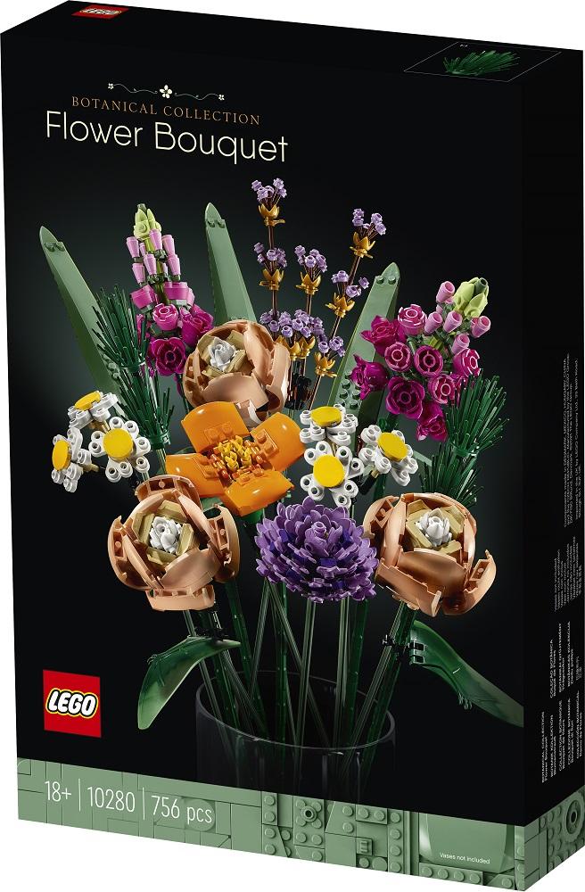 外盒/花束/樂高/Botanical Collection系列/2021新系列/台灣