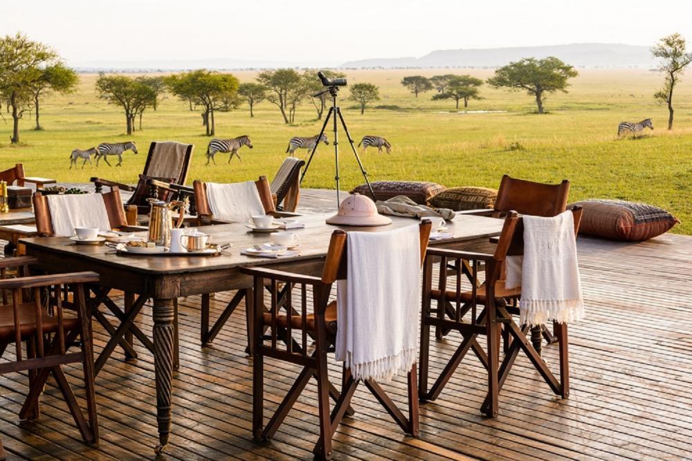 戶外野餐/safari/Sabora Tented Camp/旅遊/肯亞/非洲