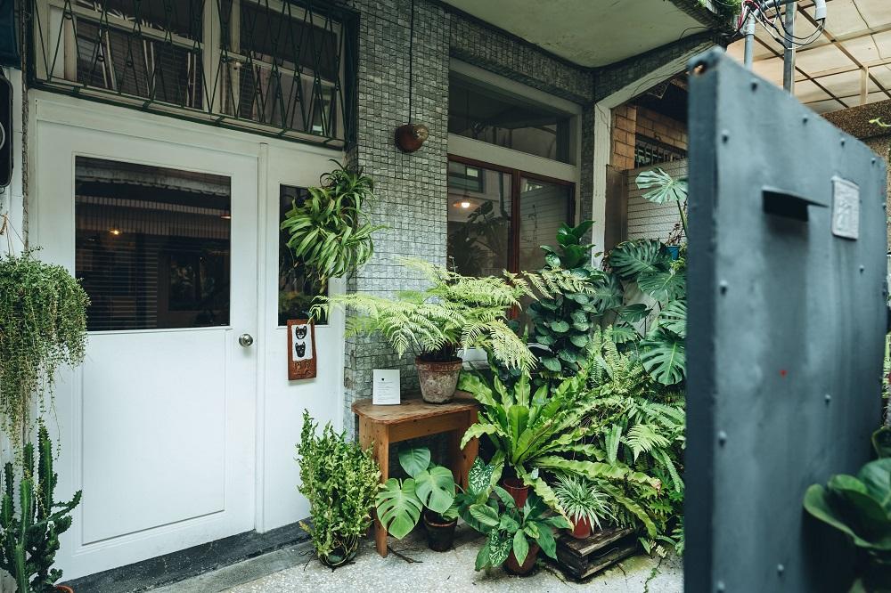 外觀/住牙/咖啡廳/台南/台灣