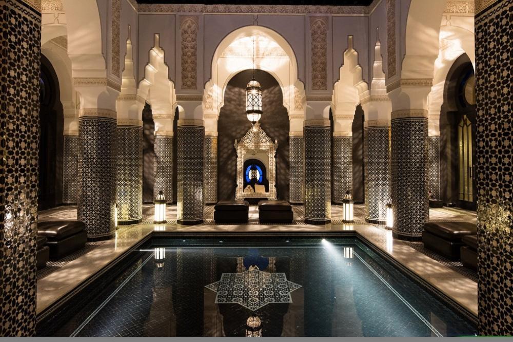 飯店設施/Selman Marrakech/魔法宮殿/摩洛哥/阿拉伯/非洲