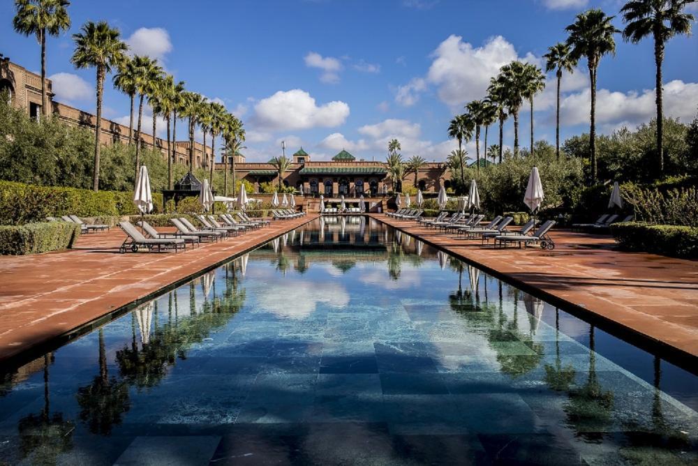 飯店設施/Selman Marrakech/魔法宮殿/阿拉伯/摩洛哥/非洲