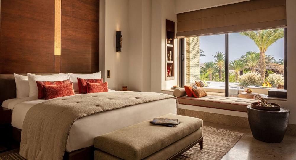 客房內部/Anantara Tozeur Resort/度假村/撒哈拉沙漠/托澤爾/突尼西亞/北非