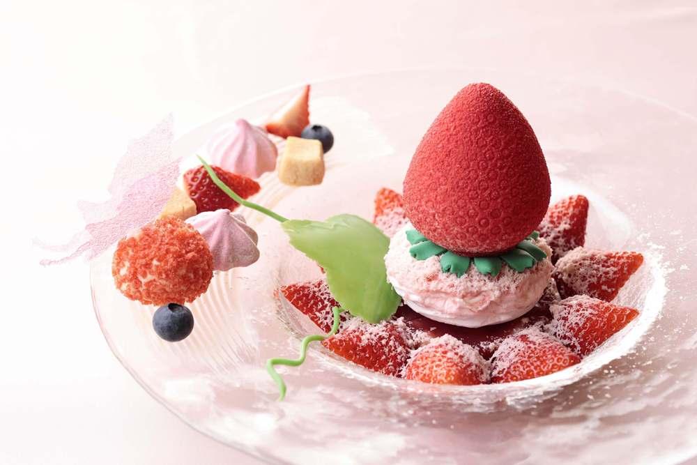 草莓妝美莓/草莓甜點嘉年華2021/京都麗家皇家酒店/日本