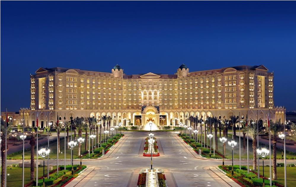 飯店外觀/The Ritz-Carlton Riyadh/度假村/沙烏地阿拉伯/非洲