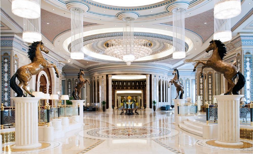飯店內部/The Ritz-Carlton Riyadh/度假村/沙烏地阿拉伯/非洲