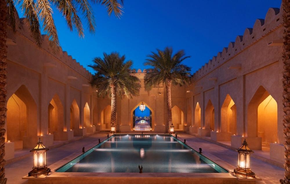 飯店景觀/Royal Pavilion Villas/度假村/中東/非洲