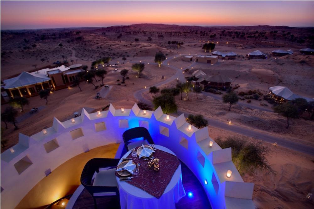 飯店設施/Banyan Tree Al Wadi/度假村/阿拉伯/非洲