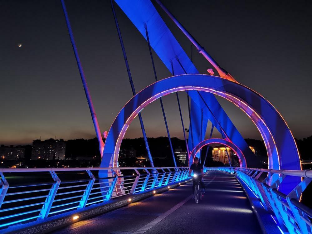 自行車道/陽光運動公園/旅遊/碧潭/新店/台北/台灣